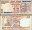 Índia IND10(2014) - 10 RUPEES 2014
