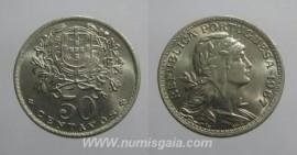 141k KM#577 Portugal - 50 Centavos 1967 (Alpaca)