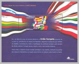 2004 Adesão dos novos membros à UNIÃO EUROPEIA