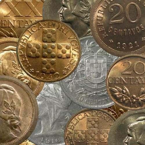 20 ( XX ) Centavos (1913/1974)