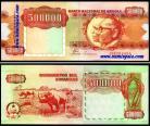 Angola AGO500000(1991)i - 500000 KWANZAS 1991