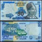 Malawi MWI50(2012)o - 50 KWACHA 2012