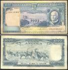 Angola AGO1000(1970)e - 1000 ESCUDOS 10 Junho 1970 Américo Tomás