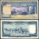 Angola - 1000 ESCUDOS 10 Junho 1970 Américo Tomás