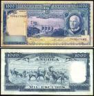 Angola AGO1000(1970)n - 1000 ESCUDOS 10 Junho 1970 Américo Tomás
