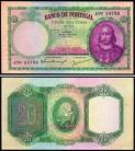 54a Chapa6 - 20 Escudos 28 Janeiro 1941 D. António Luís de Meneses