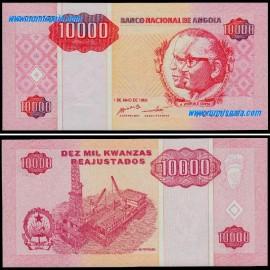 Angola AGO10000(1995)c - 10000 KWANZAS 1995