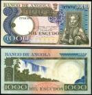 Angola AGO1000(1973)j - 1000 ESCUDOS 10 Junho 1973 Luíz de Camões