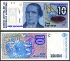 Argentina - 10 AUSTRALES 1985-89ND