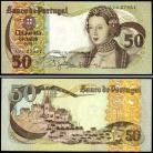 Portugal - 50 ESCUDOS 1980 Infanta D. Maria