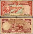 Angola - 500 ESCUDOS 15 Agosto 1956 Roberto Ivens