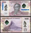 Angola - 1000 KWANZAS 2020