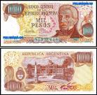 Argentina - 1000 PESOS 1976-83ND