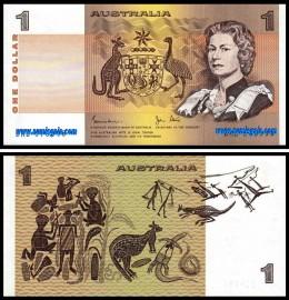 Australia - 1 DOLLAR 1983ND