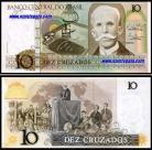 Brasil BRA10(1986-87ND)i - 10 CRUZADOS (1986-87ND)
