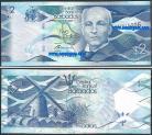Barbados - 2 DOLLARS 2013