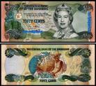 Bahamas - 50 CENTS 2001
