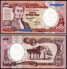 Colômbia COL100(1991)d - 100 PESOS 1991