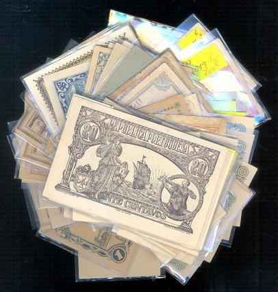 Cédulas/Notgeld