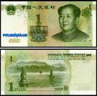 China - 1 YUAN 1999