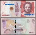Colômbia - 10000 PESOS ORO 2015