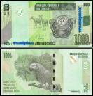 Congo - 1000 FRANCS 2013