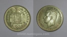 Espanha KM#806ES79j - 1 PESETA 1979