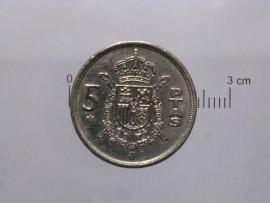 Espanha KM#807ES78k - 5 PESETAS 1978
