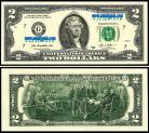 Estados Unidos América (USA) USA2(2013)a - 2 DOLLARS 2013