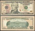 Estados Unidos América (USA) - MB11846806D - 10 DOLLARS 2013