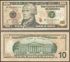 Estados Unidos América (USA) - 10 DOLLARS 2013