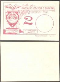 Portugal cédula MA923 - 2 CENTAVOS Associação Comercial Industrial FIGUEIRA DA FOZ