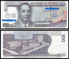 Filipinas - 100 PESOS 2013