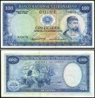 Guiné Bissau GNB100(1971)a - 100 ESCUDOS 1971