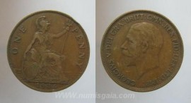 Great Britain KM#838GB36 - 1 PENNY 1936