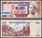 Guiné Bissau - 1000 PESOS 1993
