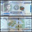 Guinea - 10000 FRANCS 2015