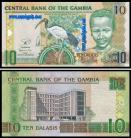 Gambia - 10 DALASIS 2013ND