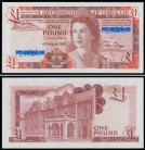 Gibraltar - 1 POUND 1988