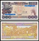 Guinea - 100 FRANCS 2015