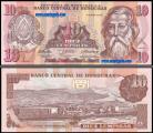 Honduras HND10(2010) - 10 LEMPIRA 2010