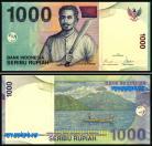 Indonésia - 1000 RUPIAH 2005