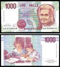 Itália ITA1000(1990) - 1000 LIRE 1990