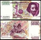Itália ITA50000(1992) - 50000 LIRE 1992