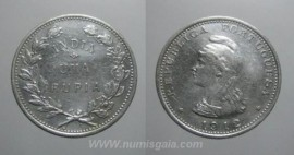 Índia KM#18INP12e - 1 RUPIA 1912