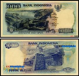 Indonésia IDN1000(1999)c -1000 RUPIAH 1999