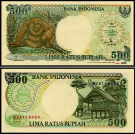 Indonésia IDN500(1995)g - 500 RUPIAH 1995