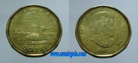 Canadá KM#1255CA12 - 1 DOLLAR 2012 (SECURITY)