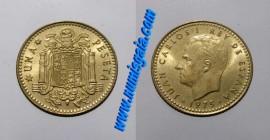 Espanha KM#806ES79u - 1 PESETA 1979
