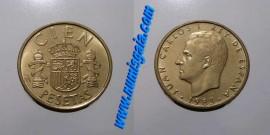 Espanha KM#826ES83f - 100 PESETAS 1983